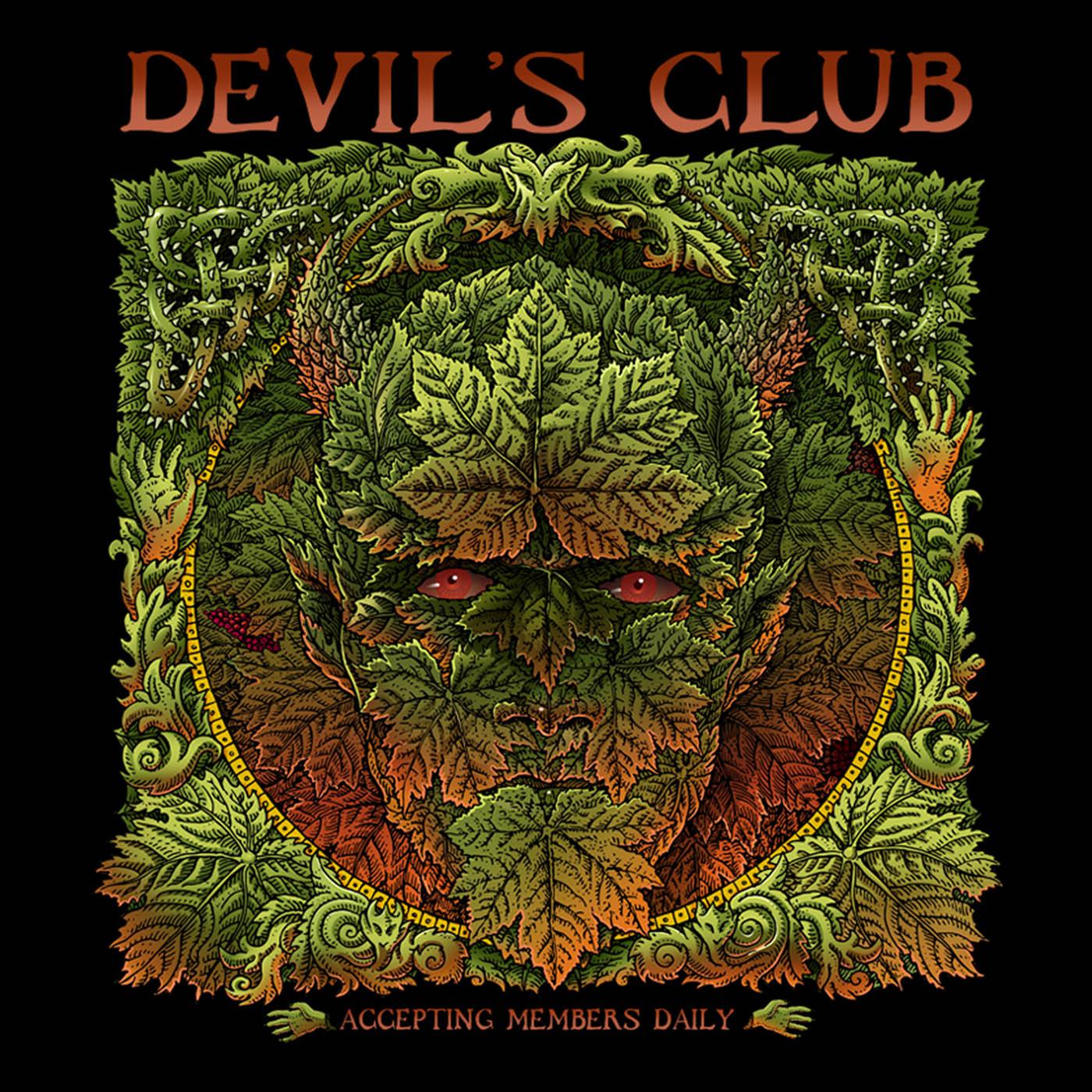 593 - Devil's Club