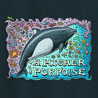 600 - Higher Porpoise