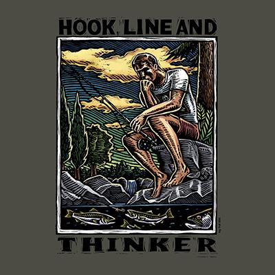 606 - Hook Line & Thinker