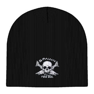 630 - Spawn Embroidery Beanie