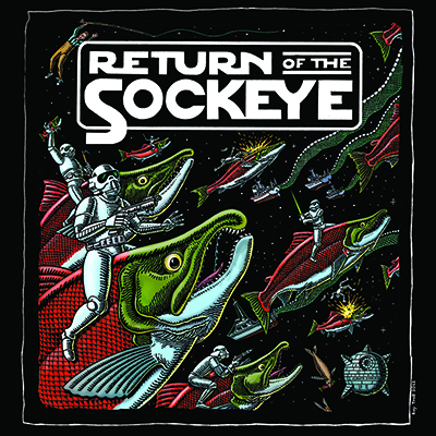 641 - Return of The Sockeye