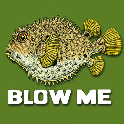 644 - Blow Me