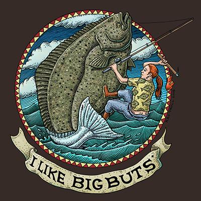 663 - Big Buts