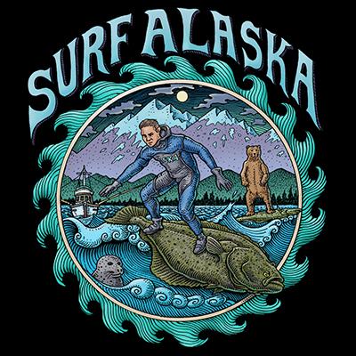 675 - Surf Alaska