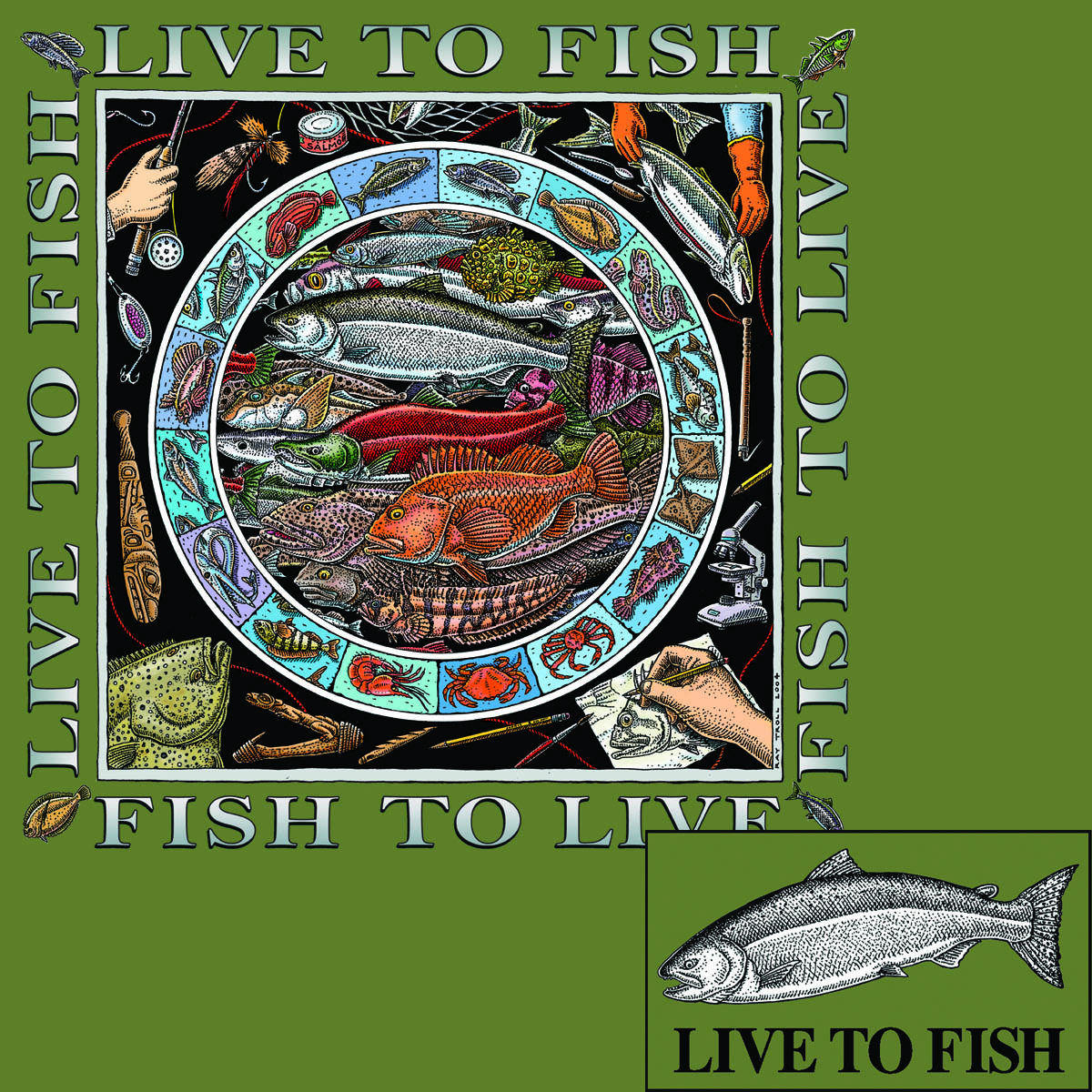 692 - Live To Fish