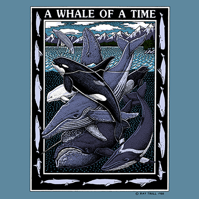 709 - Whale of a Time