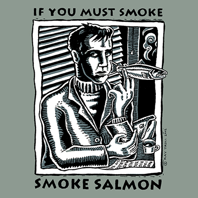 791 - Smoke Salmon