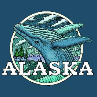 572- Alaska Humpback