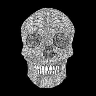 577- Salmon Skull