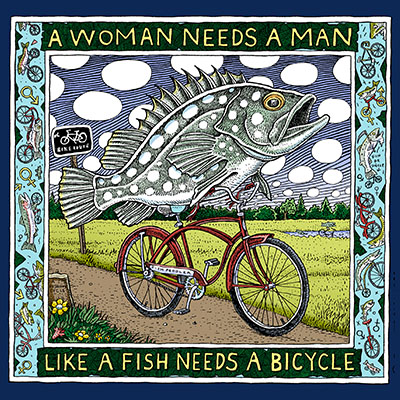 748 - Woman Needs A Man