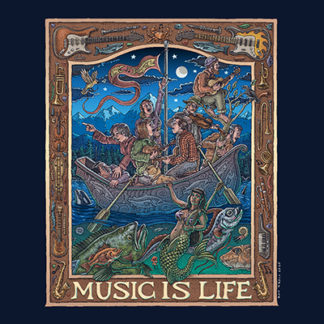 565- Music Is Life